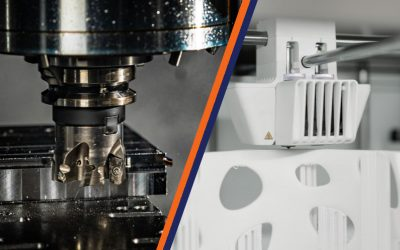 CNC Machining vs. 3D Printing: How To Choose the Best One for Your Situation