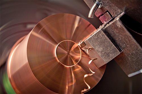Copper CNC Machining
